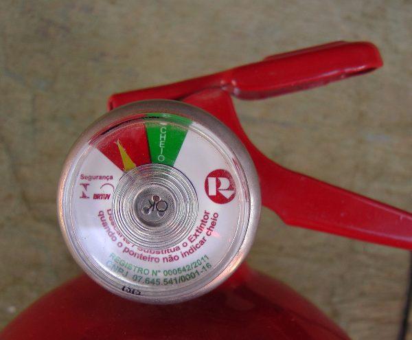 Indicador de pressão - manômetro